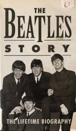 Beatles (The) - The Beatles Story: The Lifetime Biography (VHS)